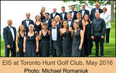 ElS at Toronto Hunt Golf Club, May 2016 Photo: Michael Romaniuk