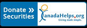 Donate Securities via CanadaHelps