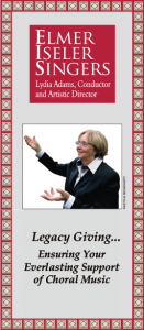 PDF of Legacy Giving Brochure